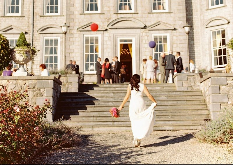Real Weddings Castle Durrow