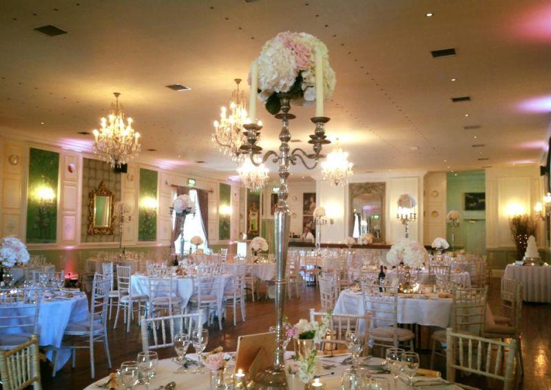 Weddings At Castle Durrow Fairy Tale Wedding In Laois